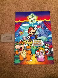 Flower Fields Paper Mario 43 Paper Mario 64 Cover Art In 2019
