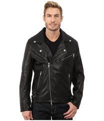 dkny black washed leather motorcycle jacket cairoamani com