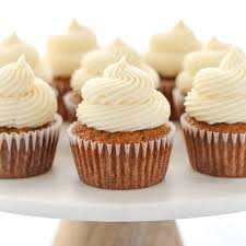Carrot Cake Cupcakes Live Well Bake Often