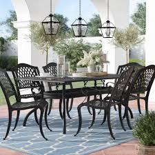 classic modern outdoor furniture design ideas grace. Castle Heights 7 Piece Dining Set Classic Modern Outdoor Furniture Design Ideas Grace A