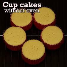vanilla cupcake without oven cupcake