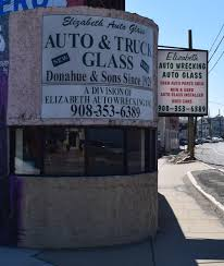 elizabeth auto wrecking auto glass located on 450 route 1 north at 635 garden street