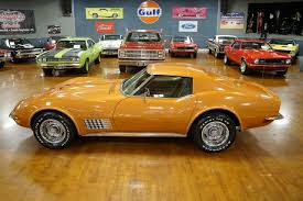 Design And Consign South Daytona 1971 Chevrolet Corvette Numbers Matching Ebay