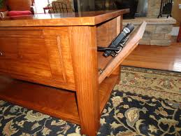 secret compartment furniture makers coffee table with secret stash compartment