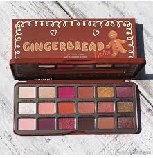 makeup palettes too faced gingerbread e eyeshadow palette eye shadow palette set holiday collection makeup eye makeup tips from cherryes