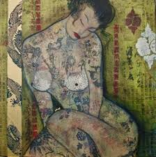 ✿ Wendy ARNOLD ✿ | Catherine La Rose ~ The Poet of Painting