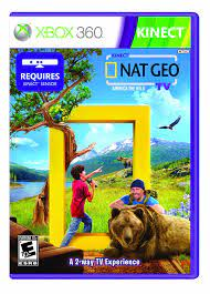Buy Kinect Nat Geo TV - Xbox 360, Brand New in box. The product ships with  all relevant accessories By Brand Microsoft Online in Hong Kong. 787572928