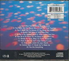 the stylistics greatest hits cd