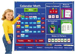 Calendar Math Activity Program Lakeshore Learning
