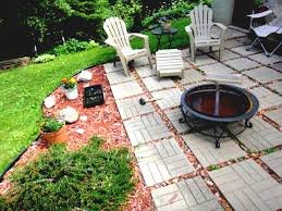 Patio Landscaping Ideas On A Budget Simple Backyard Designs Cheap