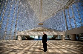 changing course diocese works to trim tag of renovating iconic christ cathedral