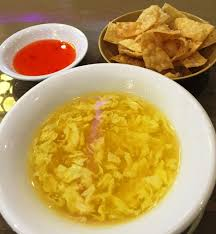 egg drop soup at jade garden raleigh nc triangle dining
