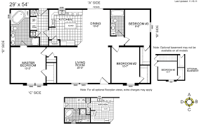 >best mobile home floor plans incredible manufactured homes floor   simple mobile home floor plans carlisle 11 on plan