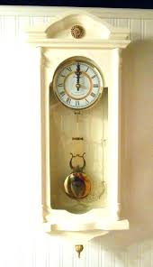antique wall clocks with pendulum reserved for clock shabby chic french old