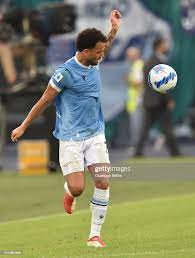 Pereira Gomes Felipe Anderson of SS Lazio in action during the Serie...  Nachrichtenfoto - Getty Images