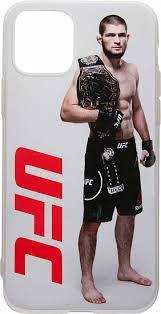 Купить <b>Чехол Red Line для</b> iPhone 11 Pro, UFC дизайн №13 ...