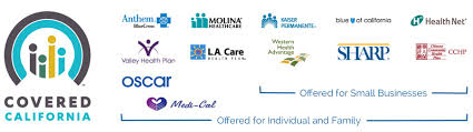 Covered California Chart Health Insurance Companies In California Covered California