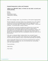 Sample Of Resignation Letter From Jobs 10 Examples Of Resignation Letter Artistfiles Revealed