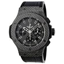 hublot big bang all carbon fiber chronograph automatic men s watch hublot big bang all carbon fiber chronograph automatic men s watch 301 qx 1740