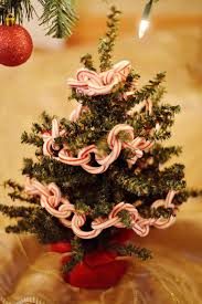 Candy Cane Decorations For Christmas Trees Candy Cane Garland Frosting and a Smile 37