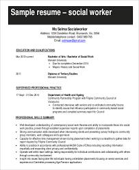8 Sample Professional Summary Resumes Sample Templates