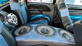 sound system for truck. rear car speakers, auto audio speaker, electronics, custom systems, sound system for truck p