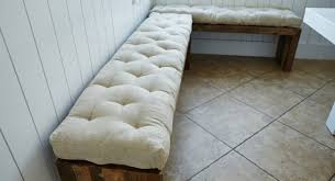 how to make a bench cushion without sewing ideas sew piping amazing small white indoor cushions