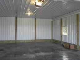 pole barn interior ideas