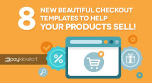 8 New Beautiful Checkout Templates To Help Your Products Sell