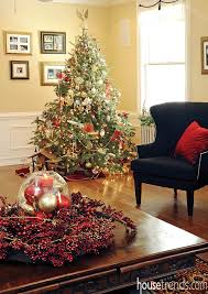 Christmas Living Room Decorating Ideas Best Classic Holiday Decorating Ideas