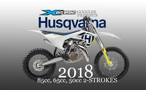 2018 ktm vs husqvarna. perfect 2018 husqvarna official release 2018 2stroke mini models with ktm vs husqvarna