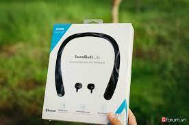 Đánh giá tai nghe Anker SoundBuds Lite: Tai nghe nhẹ nhàng từ chất âm tới  trọng lượng