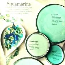sea glass paint palette sea glass paint color love inspired from better homes and gardens