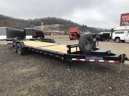 2018 load trail 83x24 gravity tilt equipment trailer wisconsin Lamar Trailers at Loadtrail Cold Weather Wiring Harness
