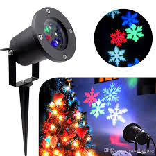 outdoor spot light for christmas decorations. 2017 waterproof snowflake led projector lights outdoor laser rgb lawn spotlight flood light for xmas holiday garden decoration from gnledlighting, spot christmas decorations