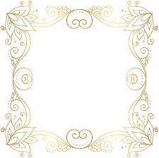 gold frame border png. Gold Frame Border Png View Full Size .