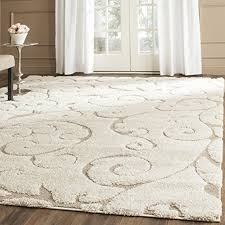 safavieh florida collection sg455 1113 scrolling vine cream and beige graceful swirl area rug 8 x 10 wantitall