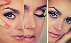 do eye makeup for big eyes