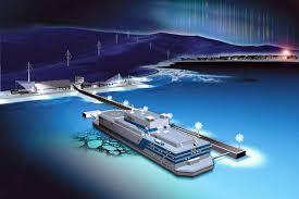 Главная страница Морские вести России Участники публичных слушаний согласились с установкой плавучей АЭС на Чукотке