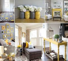 elegant gray yellow living room for style your living room in gorgeous gray and yellow