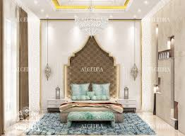 Living Room  Attractive Modern Moroccan Islamic Interiors Hallway Islamic Room Design