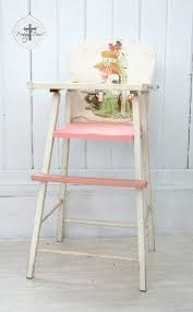 wooden dolls high chairs sweet vintage baby doll highchair cute shabby chic style chair for wooden dolls high chairs