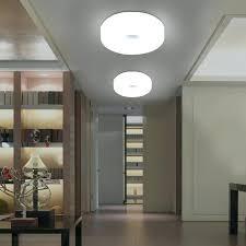 modern hallway lighting ideas ceiling