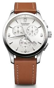 10 accessories every man should own men s leather nice and new victorinox swiss army 241480 alliance chronograph brown leather men s watch