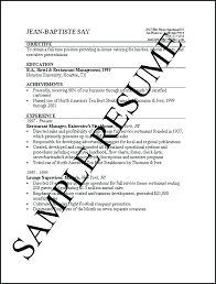 How To Write A Resume Format Gorgeous Format To Write Resume How Proper Format To Write A Resume