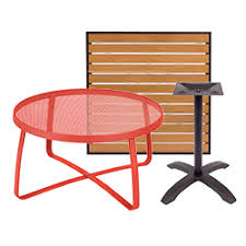 outdoor cafe table and chairs. Outdoor Restaurant Furniture. Tables And Bases Cafe Table Chairs