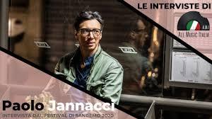 Paolo Jannacci Intervista Sanremo 2020 Voglio Parlarti Adesso