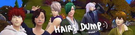 Mysterious TS4 CC finds | Sims hair, The sims 4 pc, Sims 4