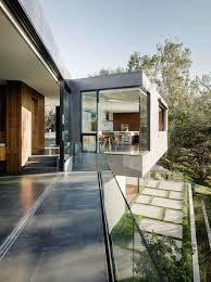 Home Designs: Polished Concrete Floors - Infinity Pool