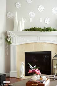 Winter Home Tour / Winter Home Decor / Ideas And Tips For Using A Winter  Whites